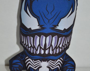 Venom Spiderman Plush Marvel Avengers Plush Horror Plushie