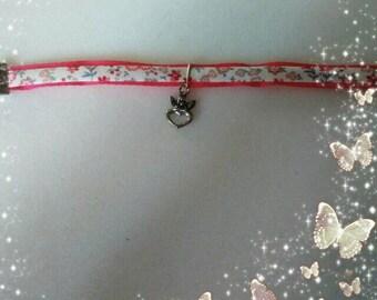 Bracelet Ribbon charm Angel
