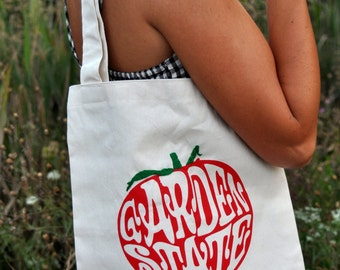 Garden State sewn Canvas Bag