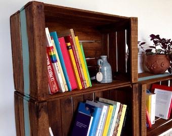 EcoFriendly Vintage Bookcase