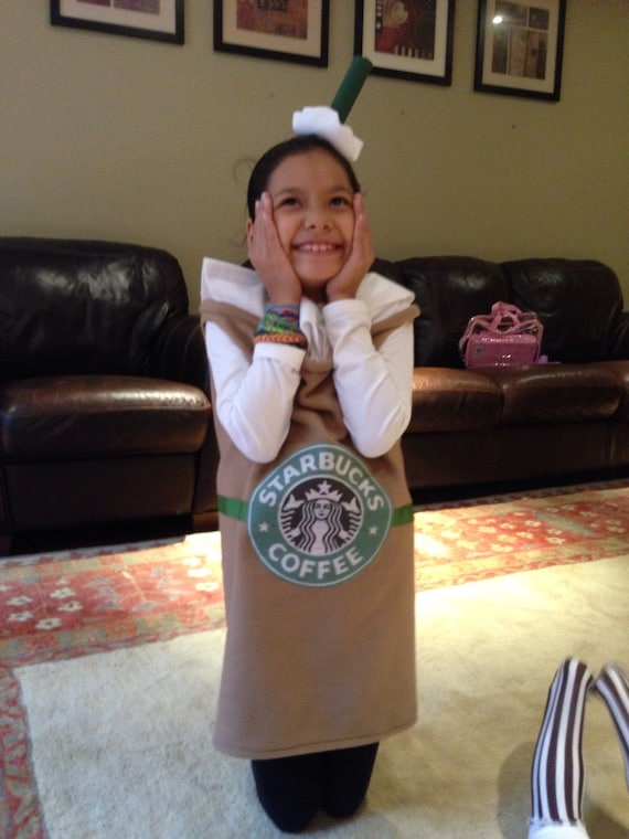 Cup Costume Pattern Starbucks Cup Costume Adult