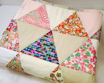 Hello kitty liberty of London quilt