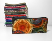 Wholesale Coin Purse, Accessories Wholesale Lot of Ten (ten) Skinny Mini Zip Pouch