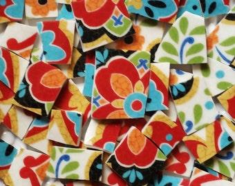 Mosaic Tiles--Bonita--60 Tiles