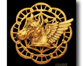 GREAT DANE Guardian ANGEL Dog Pin Jewelry for Dog Lovers by Cloud K9 (Pet Loss / Pet Memorial / Pet Remembrance / Sympathy)