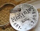 McKinley Pet Tag