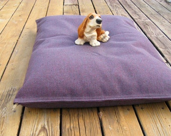 60009 Shire Ascot - Purple - Free Shipping - Dog Bed Cover by Toughdogbed - 54X37 - Made in USA