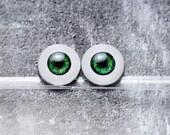 Doll eyes 9mm ADSM color Cypress