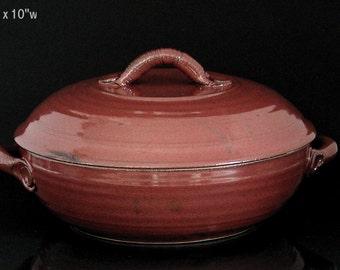 Casserole 9 stoneware