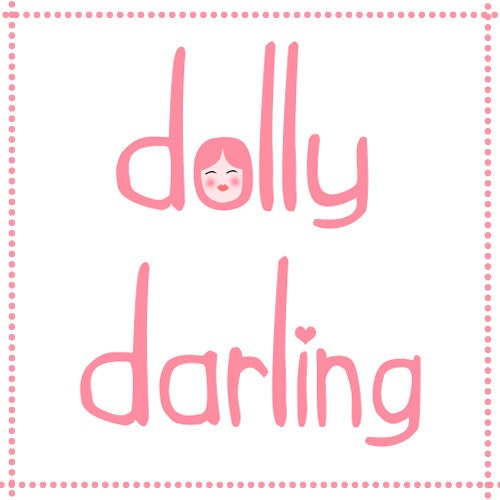 Cute accessories homeware by dollydarlingshop on etsy for Cute homeware accessories