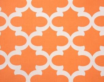 MOROCCAN Quatrefoil Table Squares Rounds Choose Colors  for Centerpieces Fuchsia Navy,  Orange, Aqua, Corn Yellow Wedding Bridal Home Decor