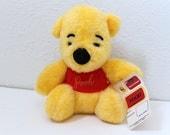 Vintage 1970s Sears Winnie the Pooh Plush