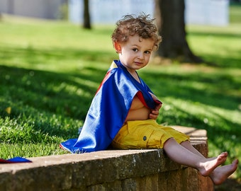 SUPERHERO CAPE-Super Hero Cape-Personalized Cape-Boy Cape-FAST Shipping-Photo Prop-Birthday Gift-Kid Cape-Cape-Kids Gift-Superhero Costume