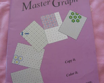 Master Graph, graphs of quilts to copy, color and take with you to fabric stores