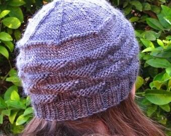 The Sherpa Hat Pattern, PDF, Knitting