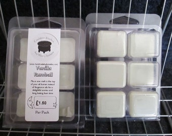 Vanilla Rumball Scented Soy Wax Melts Pack