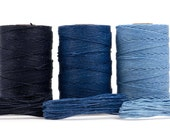 Crawford Waxed Irish Linen Bookbinding Thread 4ply also for macrame, etc Short, affordable lengths, all colours.