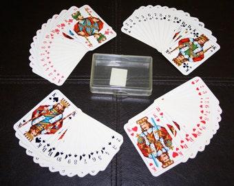 Vintage Germany Die eehten Altenburg-Stralsunder Playing Cards