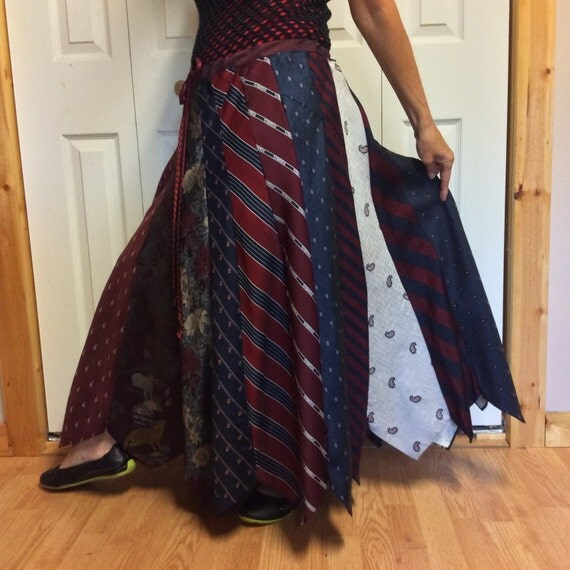 Skirt Made From Ties 82