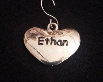 Heart pendant Ethan