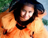 Girl little witch costume