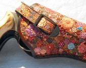 Flower Garden Design Holster for Semi Automatic Pistol