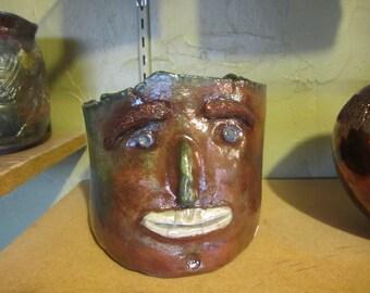 Raku Whatnot Bowl