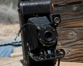 Ansco Marvel Vintage Camera Folding