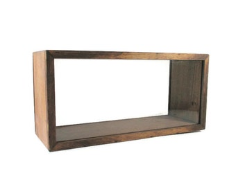 Shadow Box - Bouquet Display Case - Wedding Keepsake Box - Home Decor