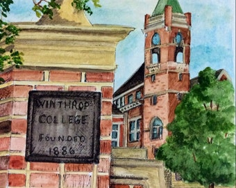 The Gates at Winthrop University