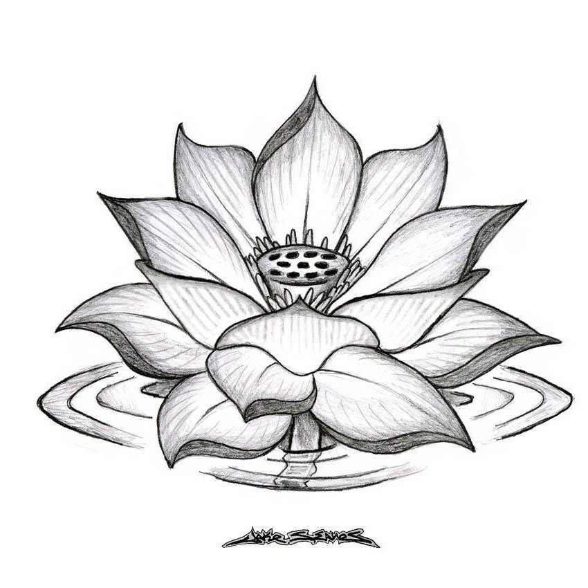 Dancing lotus leather free spirited by dancinglotusleather for White lotus tattoo