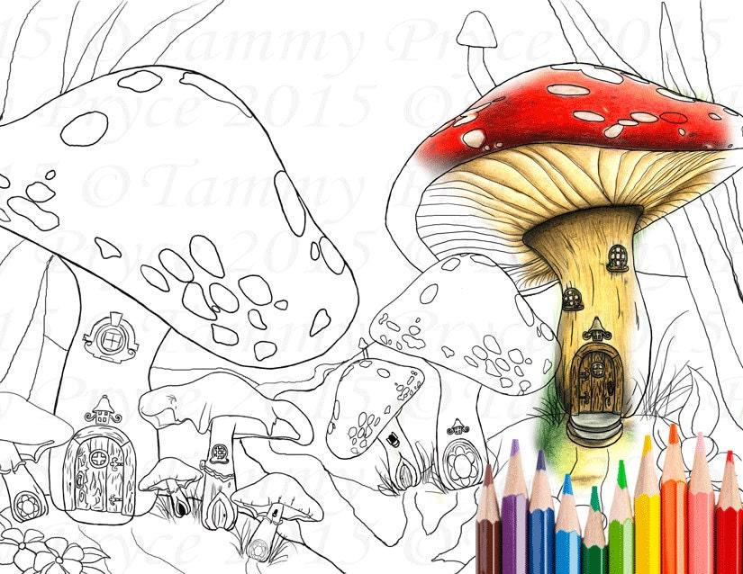 90 Landscape Coloring Book Pdf