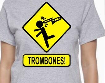 Funny Trombones Shirt