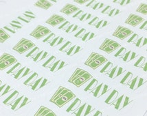Pay Day stickers for Erin Conden, Plum Paper, Lime Life or other planners