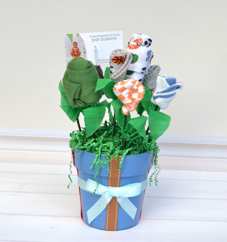 Unique Baby Shower Gift Ideas Clothes : Newborn boy clothes baby gift set sports shower
