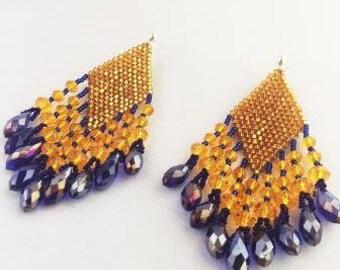 Sarah PALIN Earthquake Earrings