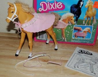 Barbie's Dream Horse DIXIE in the Original Box dated 1983