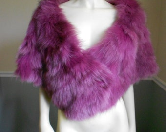 Fox Fur Stole  Sale