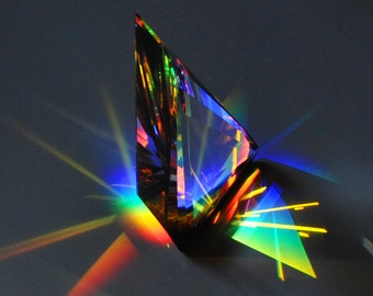Medstone Crystal Prism ~ The Starburst