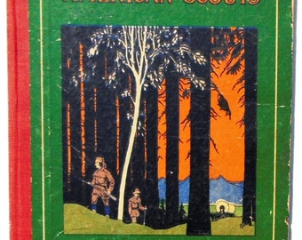 Stories Of Great American Scouts 1924