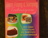 Fused Glass Instruction DVD, Glass Fusing and Slumping Techniques with Vicki Payne, Learn to Make Canes and Bracelets in Your Kiln