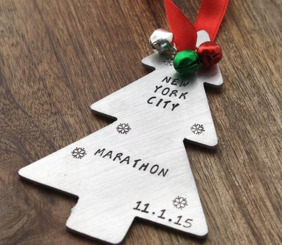 Marathon Ornament Personalized Half Marathon by ...