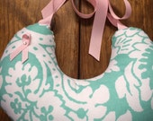 Ocean- Grace Relief Breast Cancer Pillow