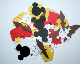 Mickey Pirate Confetti