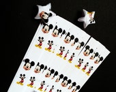Lucky Stars Paper Strips -  Mickey Mouse