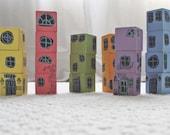 CUSTOM ORDER- SUSAN: {Set of 2} little architect blocks