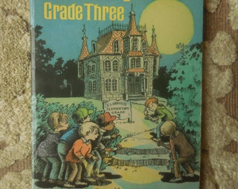 The Haunting of GradeThree by Grace MacCarone