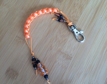Sunset ORANGE Golf Stroke Counting Beads - MAXI by TallyGators™