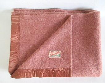 Wool Blanket Ottawa Valley Canada