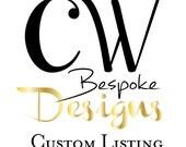 Custom Listing for Marissa - 80 Totes